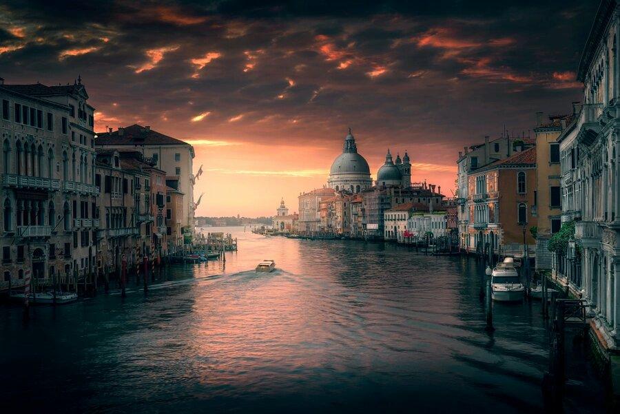 Les 13 endroits les plus hantés de Venise - Maison Hantée