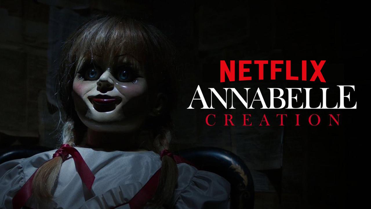 Annabelle 2 Netflix